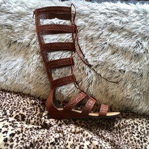 Carlos Santana Gladiator Sandals NWOT